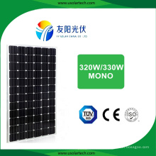 High Efficient 330W Solar Panel for Stable Performance Home System