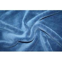 Tissu en laine de flanelle unie