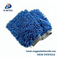 Magic Chenille Auto Detailing Microfiber Car Wash Mitt for Cleaning