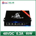 Interruptor POE de 48V 65W 4 Port Outdoor