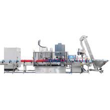 CSD (Carbonated Soft Drink) Plastic Bottle Filling Machine Labeling Machine