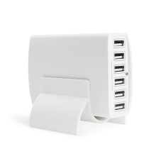 Universal Travel Charger Multi Port 6USB Quick Charger