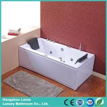 Economical Massage Bathtub Price with 2 Pillows (TLP-658 computer control)