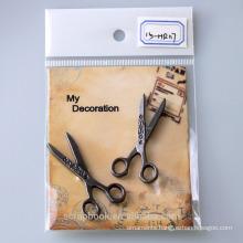 2016 yarn2016 Discount for free interior metal scissors charm for DIY decor