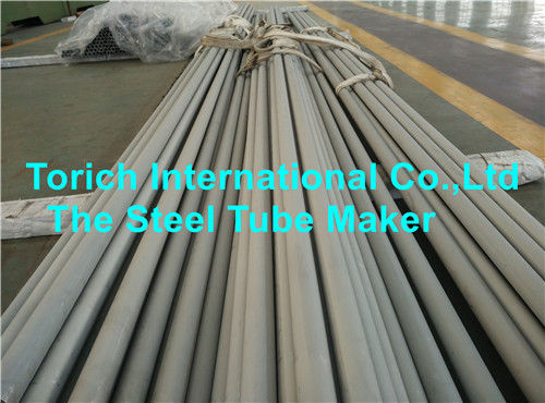 High Pressure Precision Steel Tube For Boiler / Heat Exchangers