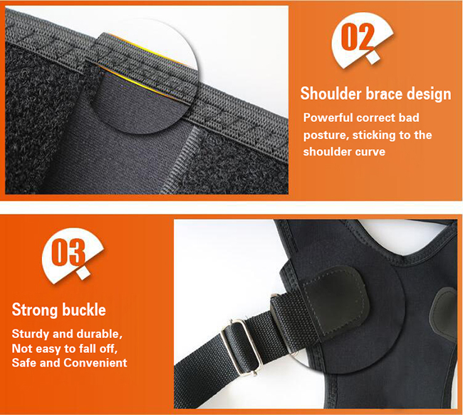 durable back brace
