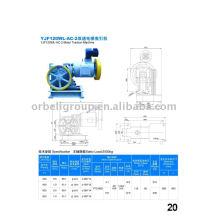 Электродвигатель с тяговым усилием AC-2