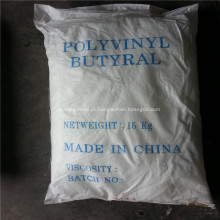 Resina butiral de polivinil para adesivo de vidro de tinta