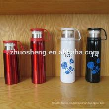 Mini termo caliente nuevos productos para botella de agua 2015