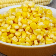 10 Years for Corn Bulk Best Price IQF Frozen Super Sweet Corn Kernels supply to Seychelles Factory