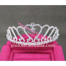 Corona elegante del desfile