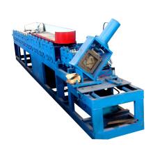 Good quality high speed storage rack steel pallet rack rollforming machine