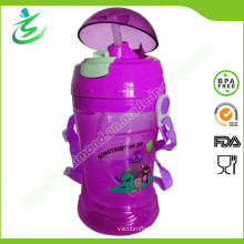 BPA Free Tritan Water Bottle with Straw for Baby