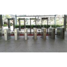 Turnstile Gate Access Control System Flap Barrier Gate Turnstile