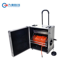 Conduite souterraine de détection de câbles de 200 m