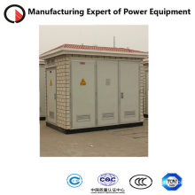 Box-Type Substation with New Technology
