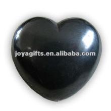 Corações de pedra do hematita dos 40MM