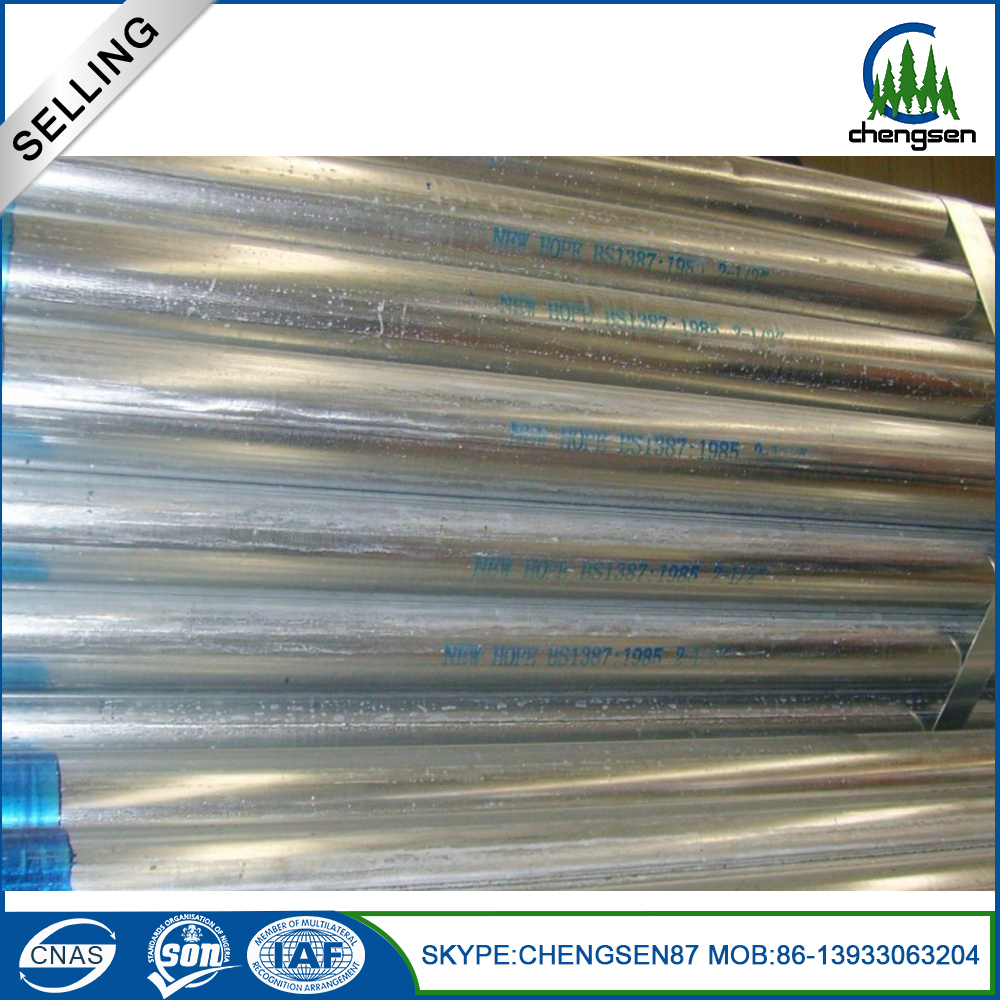 galvanized steel pipe 01