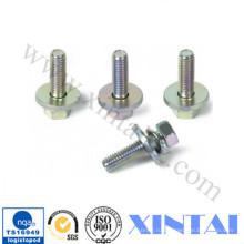 Высокая точность автоматической металлической плоскости частей CNC подвергая механической обработке