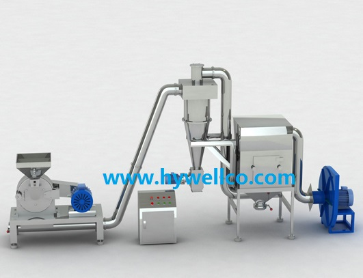 Ultrafine Powder Making Machine