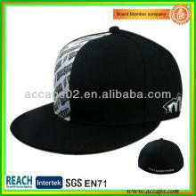 Chapéus de moda ajustados para moda Snapback SN-2140