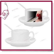 4oz blanc Sublimation Mug à café