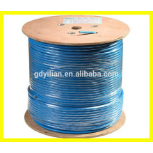 d-link utp lan cable 1000ft 1000feets Indoor Outdoor 300m good twisted pairs 4p category5 blue color Lan network Cabling