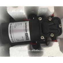 Électrique eau pression laveuse pompe haute pression petit diaphragme auto-amorçante 12 v dc pompe à eau