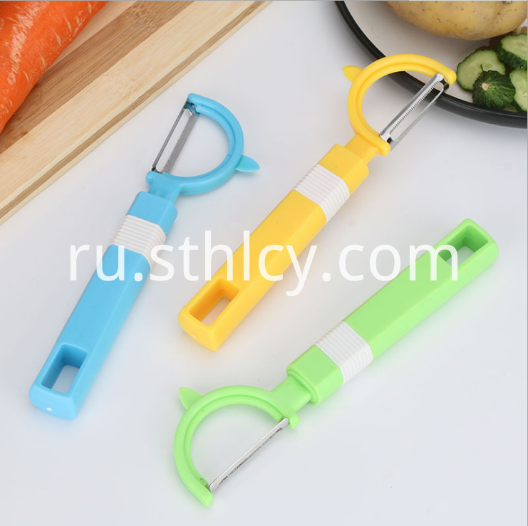 Stainless Steel Vegetable Peeler2