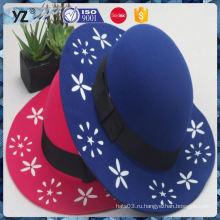 Последние прибытия долговечные моды шерсти чувствовал женщин шляпы Самая быстрая доставка