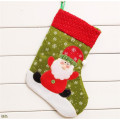Рождественские чулки Снежинки для быстрой доставки (80011-1)