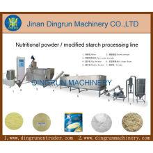 Producción alimentaria de almidón modificada Achine (DSE65-III)