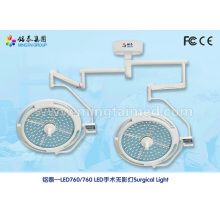 Hospital LED operating light