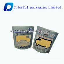 Deodorant antibacterial agent packaging bag