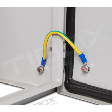 2015 Tibox Earth Wire for Enclosure (Wall mount enclosure)