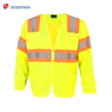 Nuevo hecho en la seguridad de la ropa de China para el precio bajo del tráfico por carretera