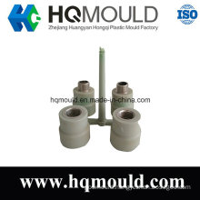 Good Quality Plastic Pipe Couple Tee Injection Mould
