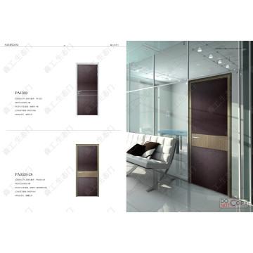 Modernes Design Büro Holztür