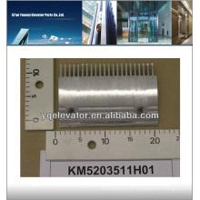 Escalera mecánica peine KM5203511H01