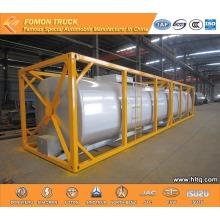 5000L Container fuel tank semi-trailer