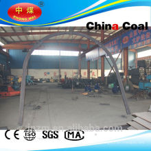 Steel Beam Arch in Mining Supporting