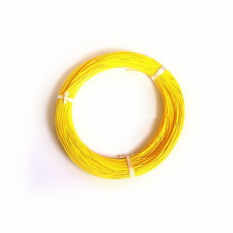 Oil-proof PVC sheathed non-screened flexible cable