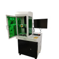 30w high accuracy cnc enclosed Computer Accessories Laser marking Machine