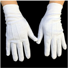 Bekerja Anti Static Esd Glove Dengan Dot Coated