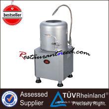 Éplucheur électrique automatique de pommes de terre de machine commerciale de processeur de nourriture