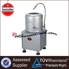 Máquina comercial de processador de alimentos Máquina elétrica de batata elétrica