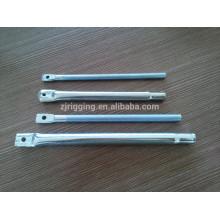 Cierrapuertas ajustable tubo de conexión de hardware estándar