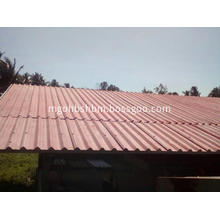 High Density Strong Stability Mgo Roofing Sheet