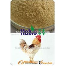 Enzymes composées pour les aliments pour poulets de chair - Additif alimentaire à haute teneur en protéines pour la volaille