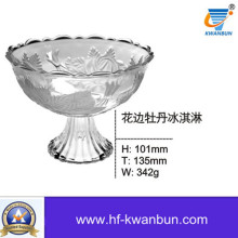 Ice Cream Glass Bowl Sweet Candy Bowl Glassware Kb-Hn0151